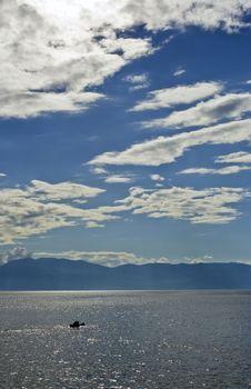 Free Adriatic Sea Scene, Croatia Stock Images - 5641674