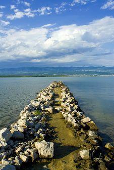 Free Adriatic Sea Beach Stock Photos - 5642023
