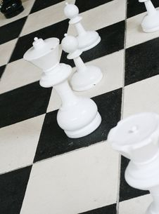 Free Chess Royalty Free Stock Photo - 5642495