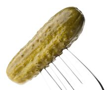 Free Pickled Gherkins Royalty Free Stock Image - 5642526