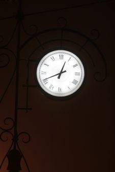 Free Clock Stock Photo - 5642550
