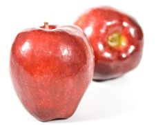 Free Red Apple Royalty Free Stock Photos - 5642978