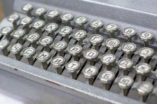 Free Keyboard Royalty Free Stock Image - 5643086