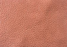 Free Natural Leather Texture Stock Images - 5643124