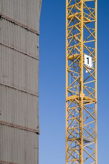 Free A Crane Stock Photos - 5643433