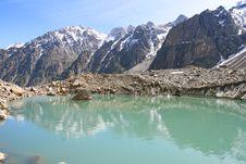 Free Glacier Royalty Free Stock Photo - 5643835