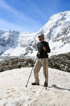 Free Hiking Royalty Free Stock Image - 5643836