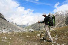 Free Hiking Royalty Free Stock Image - 5643966