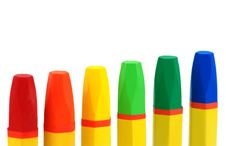 Free Crayons Royalty Free Stock Images - 5644239