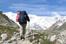 Free Hiking Royalty Free Stock Photo - 5644705