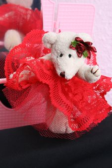 Free Home Made Teddy Bears Royalty Free Stock Photography - 5644827