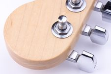 Free Guitar Neck Stock Photography - 5645032