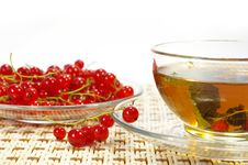 Free Currant And Herbal Tea Stock Images - 5645044