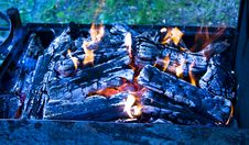 Free Magic Fire Royalty Free Stock Images - 5645079