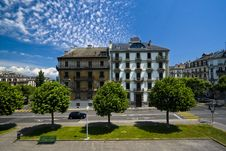 Free Geneva Architecture Stock Images - 5645924