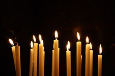 Free Candles Stock Photography - 5646002