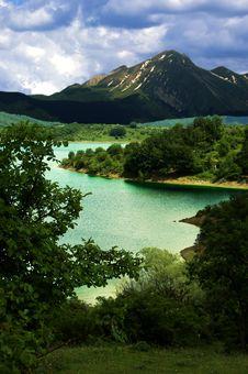 Free Green Lake Stock Images - 5646284