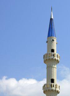 Free Turkey, Alanya - Prayer Tower Royalty Free Stock Image - 5648476