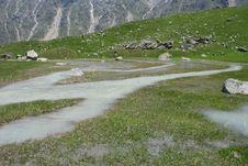Free Glacier Royalty Free Stock Photo - 5648955