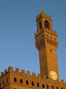 Free Palazzo Vecchio Stock Image - 5649201
