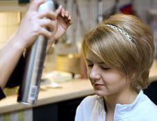 Free Hairspray Stock Photos - 5649433