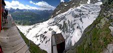 Free Mont Blanc Mountains Royalty Free Stock Photos - 5649608