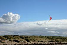 Free Kite Royalty Free Stock Photo - 5649685