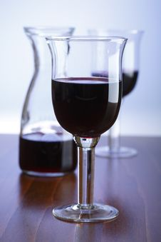 Free Red Wine Stock Photography - 5649892