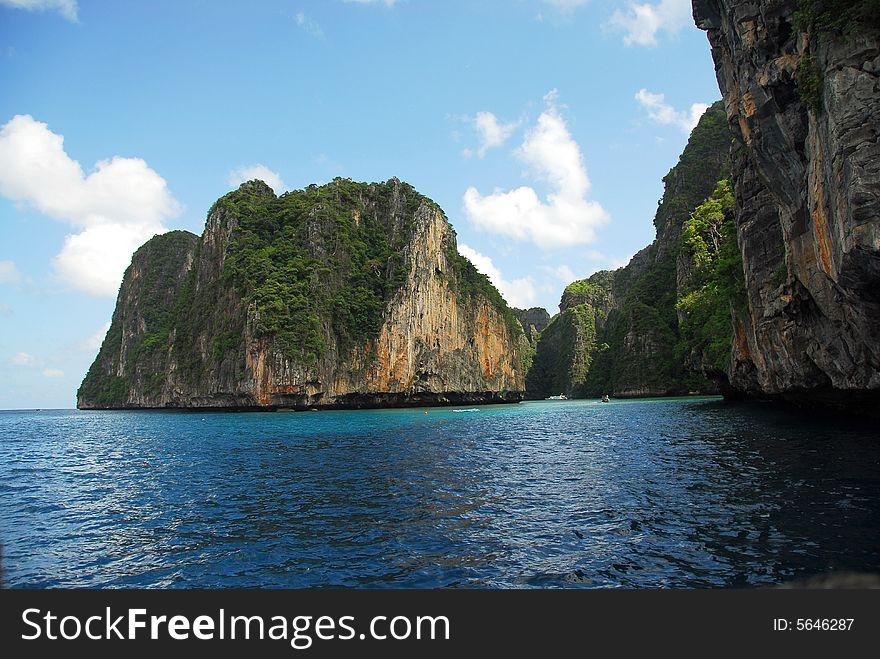 Island near Phi-Phi