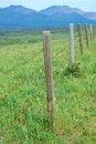 Free Fence Of A Farm Stock Photos - 5650523