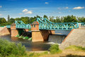 Free Weir On Odra River Royalty Free Stock Image - 5653756
