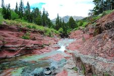Free Red Rock Canyon Royalty Free Stock Photos - 5650458