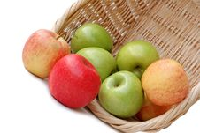 Free Apples Royalty Free Stock Photography - 5650857
