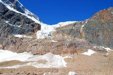 Free Glacier Angel Stock Photo - 5650880