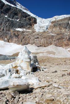 Free Glacier Angel Royalty Free Stock Photo - 5650895