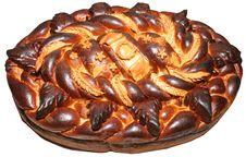 Isolated Ukrainian Festive Bakery Holiday Bread 12 Royalty Free Stock Images