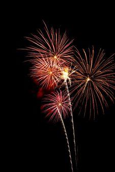 Free Beautiful Fireworks. Stock Photo - 5651460