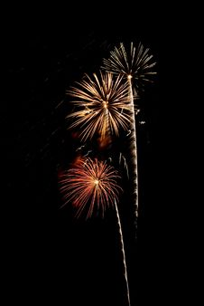 Free Beautiful Fireworks. Stock Images - 5651474