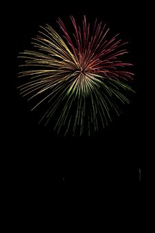 Free Beautiful Fireworks. Stock Photos - 5651613