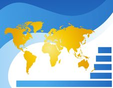 Free World Map Stock Images - 5651644