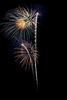 Free Beautiful Fireworks. Royalty Free Stock Photo - 5651855