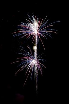 Free Beautiful Fireworks. Royalty Free Stock Photo - 5651935