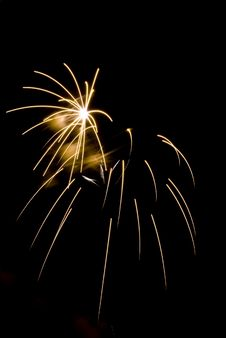 Free Beautiful Fireworks. Royalty Free Stock Images - 5651939