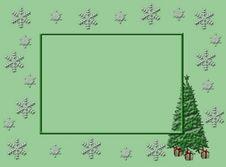 Free Christmas Border Royalty Free Stock Photos - 5652478