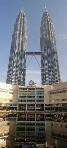 Free KLCC - 03 Stock Photo - 5652630
