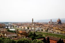 Free Florence Italy Royalty Free Stock Image - 5653046