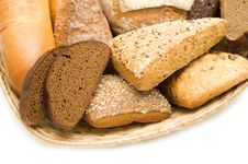 Free Bread Assortment Stock Image - 5653061