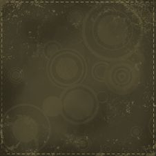 Free Abstract Background With Circles Stock Photo - 5653080
