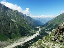 Free Slopes Of The Mountains Stock Photo - 5653730