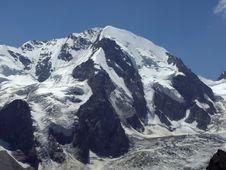 Free Iced Mountain Stock Photos - 5653743